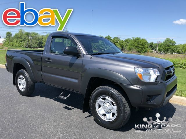 2012 Toyota Tacoma Regular CAB 2.7L 4-CYLINDER 26K MILES PRISTINE in Woodbury, New Jersey 08096