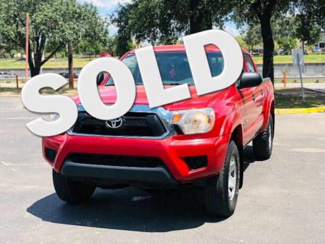 2012 Toyota Tacoma PreRunner in San Antonio, TX 78233