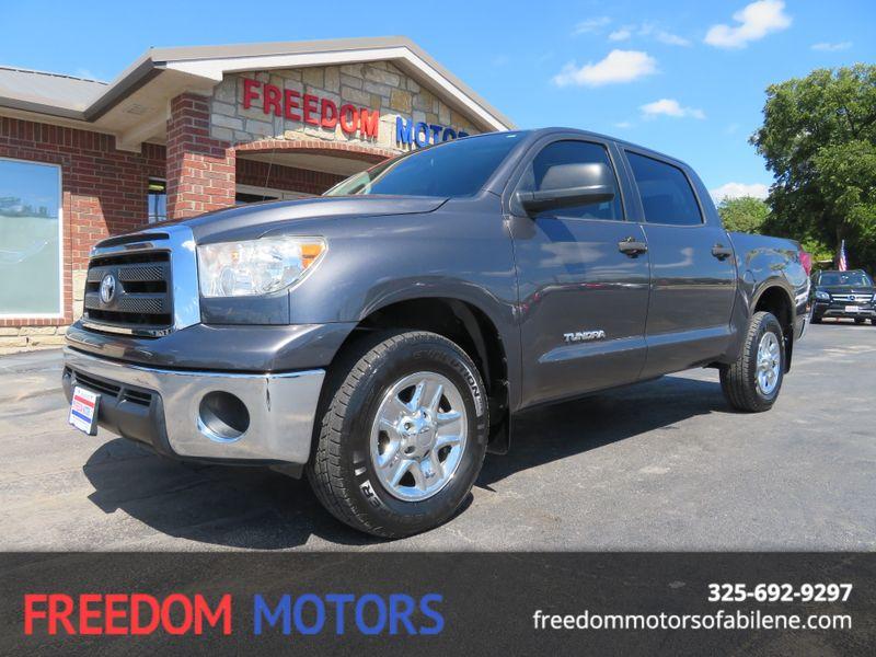 2012 Toyota Tundra  | Abilene, Texas | Freedom Motors  in Abilene Texas