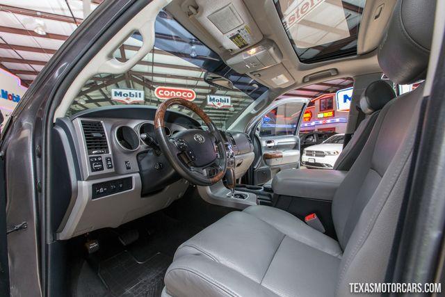 2012 Toyota Tundra LTD Platinum 4X4 in Addison Texas, 75001
