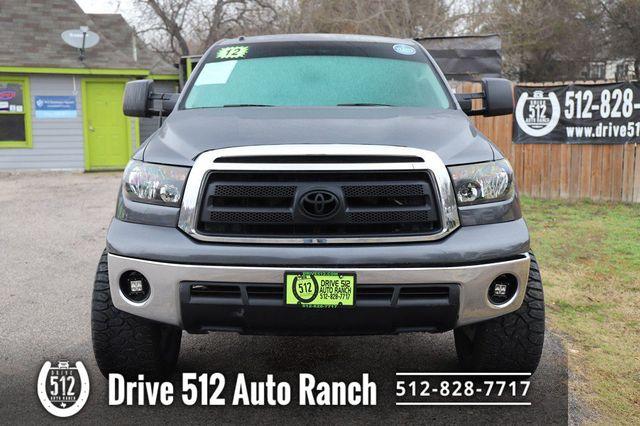 2012 Toyota Tundra CREWMAX SR5 in Austin, TX 78745