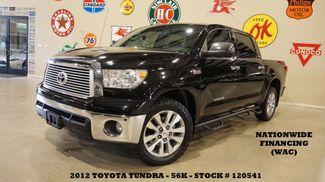 2012 Toyota Tundra Platinum 4X2 SUNROOF,NAV,HTD/COOL LTH,20'S,56K in Carrollton, TX 75006