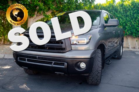 2012 Toyota Tundra Crew Max in cathedral city