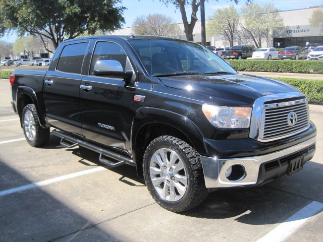 2012 Toyota Tundra Crew Max Platinum 4x4, Fully Loaded,L@@K ONLY 40k MILES