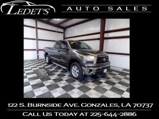 2012 Toyota Tundra DOUBLE CAB SR5 - Ledet's Auto Sales Gonzales_state_zip in Gonzales