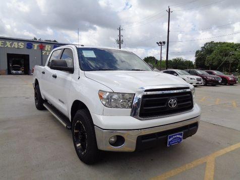 2012 Toyota Tundra CREWMAX SR5 in Houston