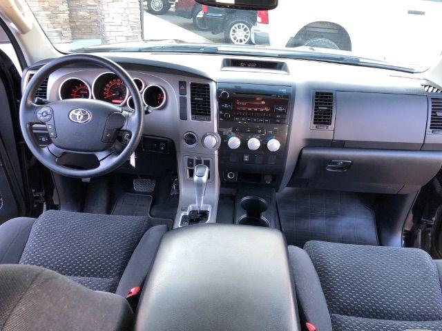 2012 Toyota Tundra Tundra-Grade CrewMax 5.7L FFV 4WD LINDON, UT 19