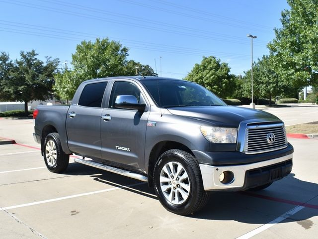 2012 Toyota Tundra Limited CrewMax
