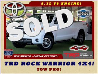 2012 Toyota Tundra Double Cab 4x4 TRD ROCK WARRIOR Mooresville , NC