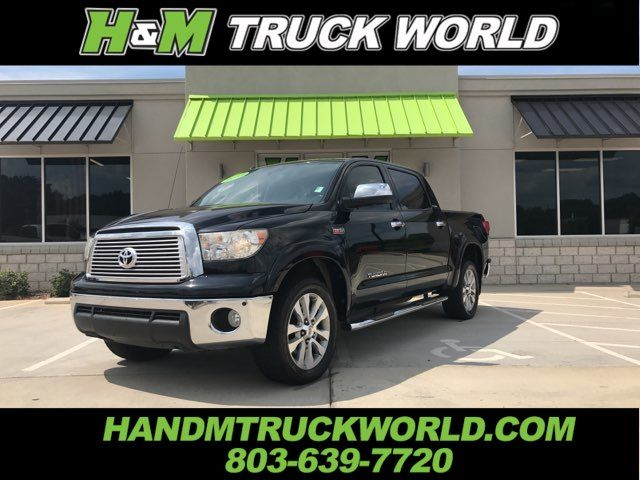 "2012 Toyota Tundra Limited ""Crew Max"" ""Platinum"" 4x4 in Rock Hill SC, 29730"