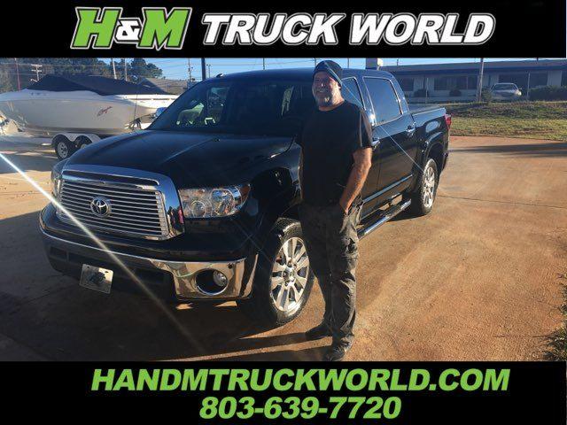 """2012 Toyota Tundra Limited """"Crew Max"""" """"Platinum"""" 4x4"""