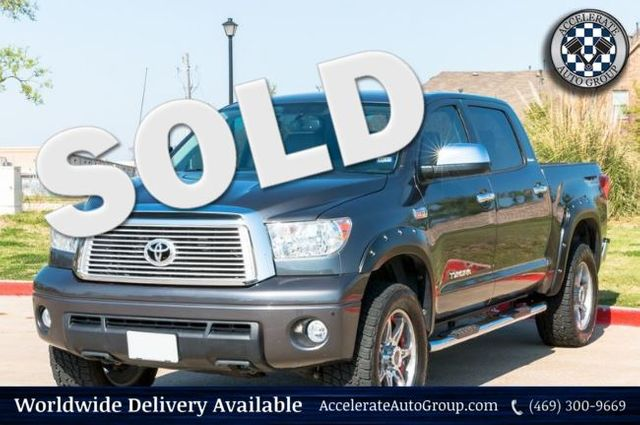2012 Toyota Tundra LTD in Rowlett