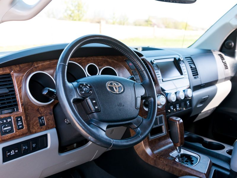 2012 Toyota Tundra LTD in Rowlett, Texas