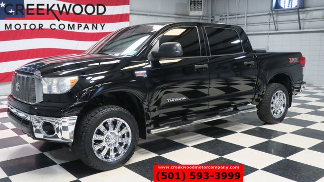 2012 Toyota Tundra SR5 TSS 4x4 Crew Max 1 Owner Chrome 20s Nav CLEAN in Searcy, AR 72143