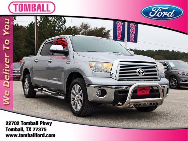 2012 Toyota Tundra LTD in Tomball, TX 77375