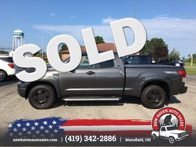 2012 Toyota Tundra TRD OFF RD DOUBLE CAB SR5 4x4