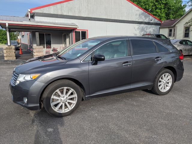 2012 Toyota Venza 4d SUV FWD XLE