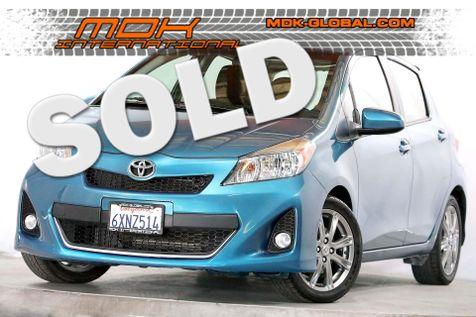 2012 Toyota Yaris SE - Hatchback in Los Angeles