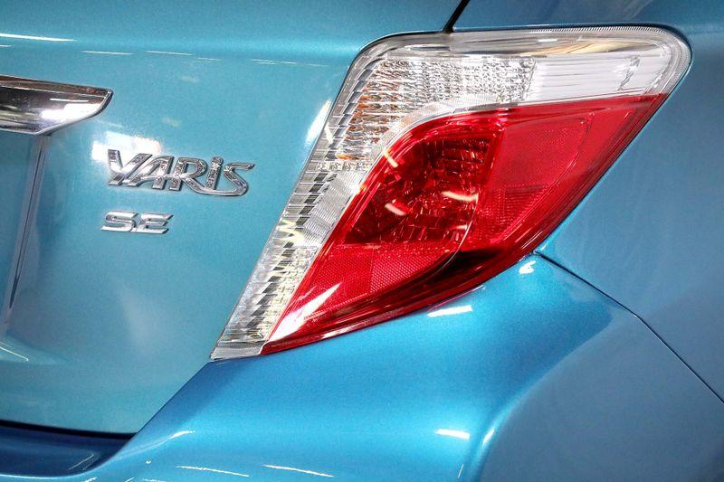 2012 Toyota Yaris SE - Hatchback  city California  MDK International  in Los Angeles, California