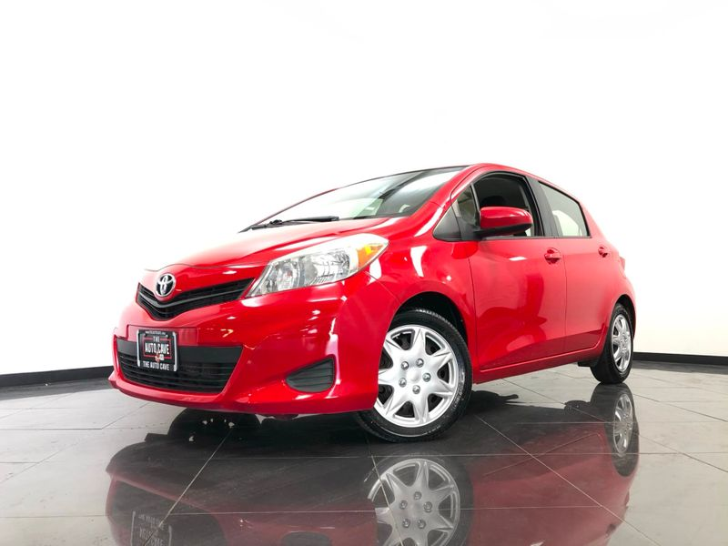 2012 Toyota Yaris *Get APPROVED In Minutes!* | The Auto Cave in Dallas