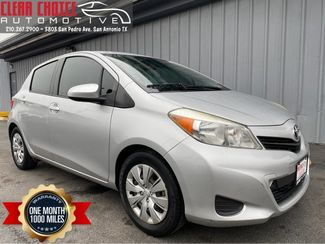 2012 Toyota Yaris LE in San Antonio, TX 78212