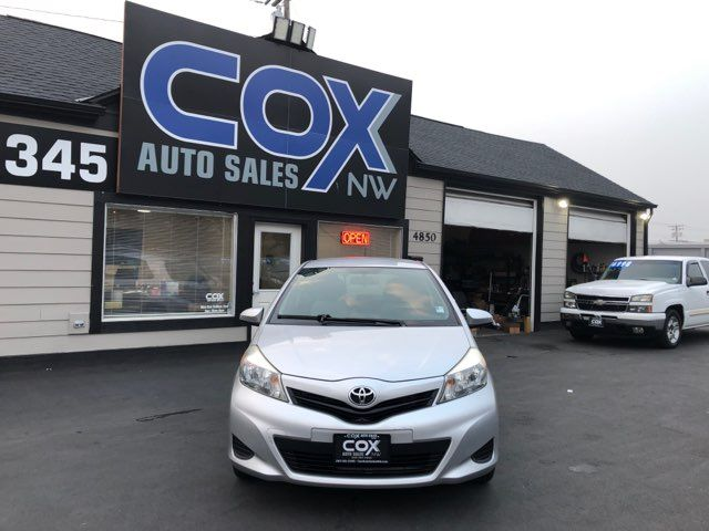 2012 Toyota Yaris LE in Tacoma, WA 98409