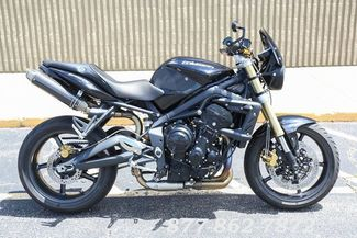 2012 Triumph Street Triple Standard in Chicago, Illinois 60555