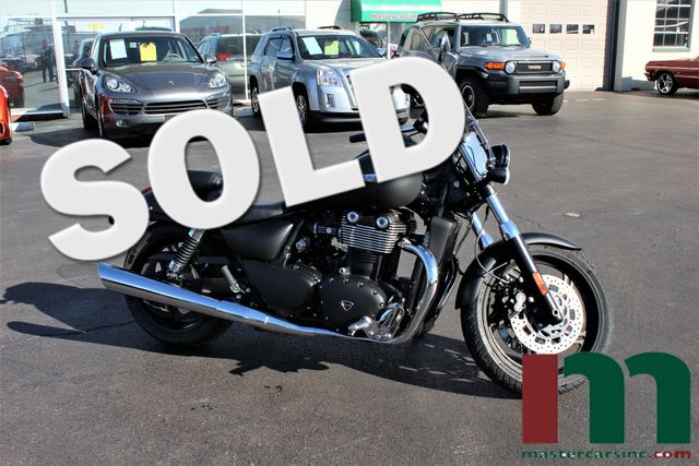 2012 Triumph Thunderbird Storm ABS | Granite City, Illinois | MasterCars Company Inc. in Granite City Illinois