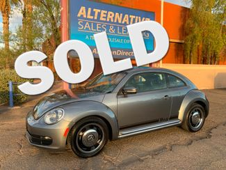 2012 Volkswagen Beetle 2.5L 3 MONTH/3,000 MILE NATIONAL POWERTRAIN WARRANTY Mesa, Arizona