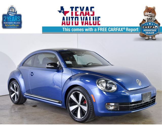 2012 Volkswagen Beetle 2.0 TSi Turbo w/Nav, Leather