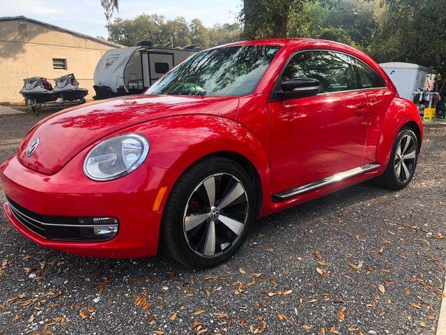2012 Volkswagen Beetle 2.0T Turbo Low miles, very clean