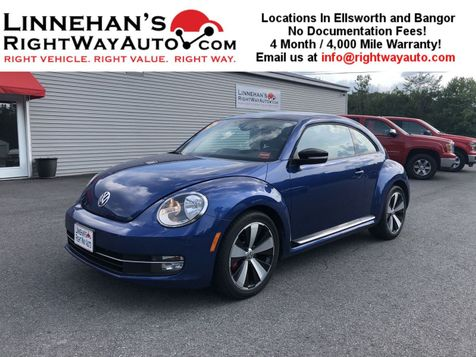 2012 Volkswagen Beetle 2.0T Turbo PZEV in Bangor