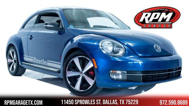 2012 Volkswagen Beetle 2.0T Turbo PZEV
