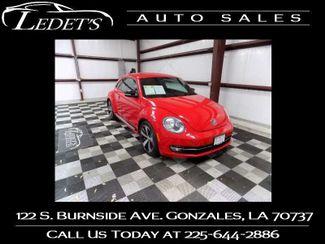 2012 Volkswagen Beetle in Gonzales Louisiana
