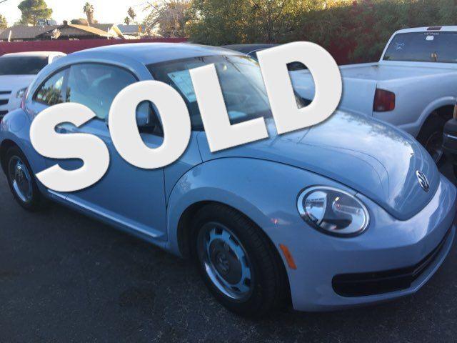 2012 Volkswagen Beetle 2.5L w/Sound/Nav PZEV AUTOWORLD (702) 452-8488 Las Vegas, Nevada
