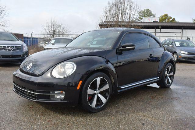 2012 Volkswagen Beetle 2.0T Turbo w/Sun/Sound/Nav