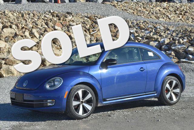 2012 Volkswagen Beetle 2.0T Turbo Naugatuck, Connecticut