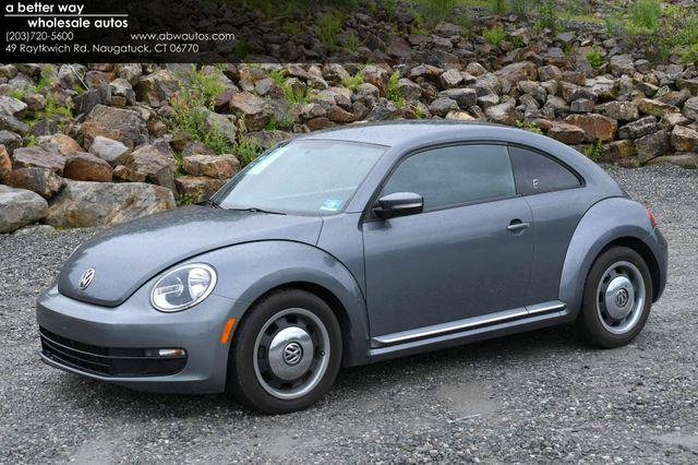 2012 Volkswagen Beetle 2.5L PZEV Naugatuck, Connecticut