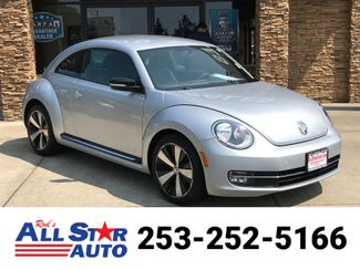 2012 Volkswagen Beetle 2.0 TSi in Puyallup Washington, 98371
