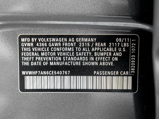 2012 Volkswagen CC Lux Plus PZEV Burbank, CA 26