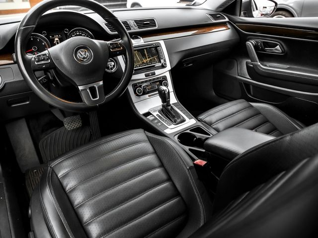 2012 Volkswagen CC Lux Plus PZEV Burbank, CA 9