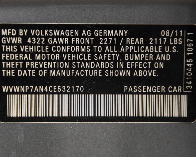 2012 Volkswagen CC Sport PZEV Burbank, CA 31