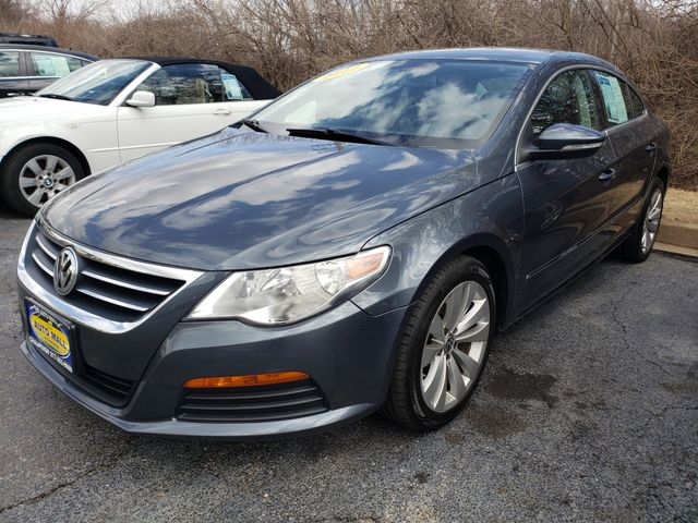 2012 Volkswagen CC Sport PZEV | Champaign, Illinois | The Auto Mall of Champaign in Champaign Illinois