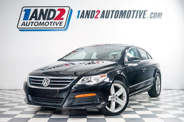 2012 Volkswagen CC Lux Plus in Dallas TX