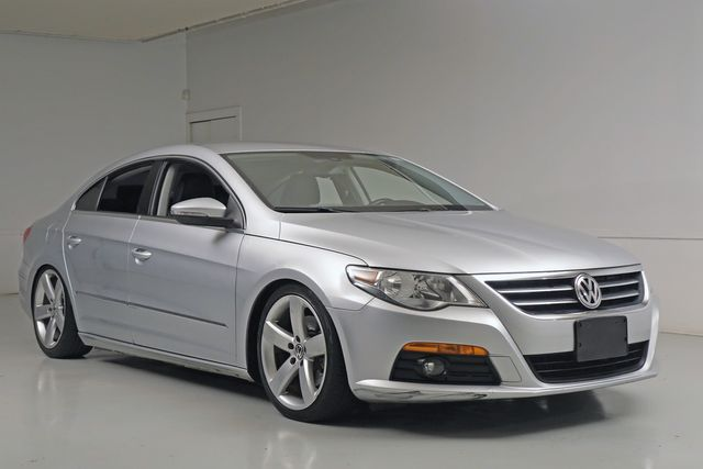 2012 Volkswagen CC Luxury Lowered with coil overs without collars