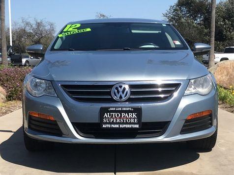 2012 Volkswagen CC Sport PZEV | San Luis Obispo, CA | Auto Park Sales & Service in San Luis Obispo, CA