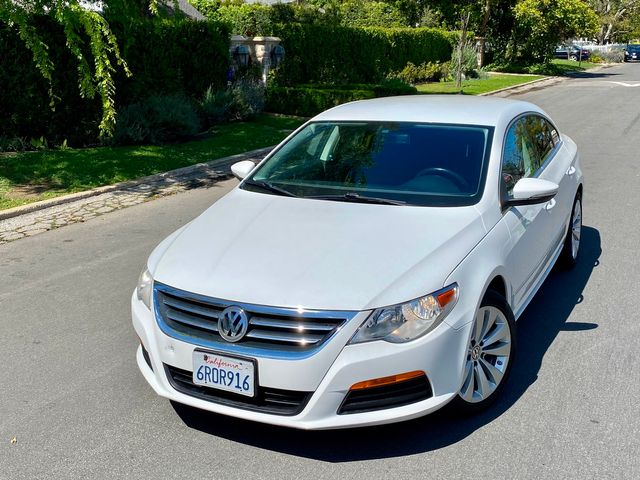 2012 Volkswagen CC SPORT PZEV 99K MLS AUTOMATIC LEATHER SERVICE RECORDS LEATHER XLNT CONDITION in Van Nuys, CA 91406