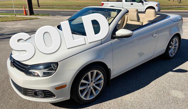 2012 Volkswagen Eos Komfort Amelia Island, FL