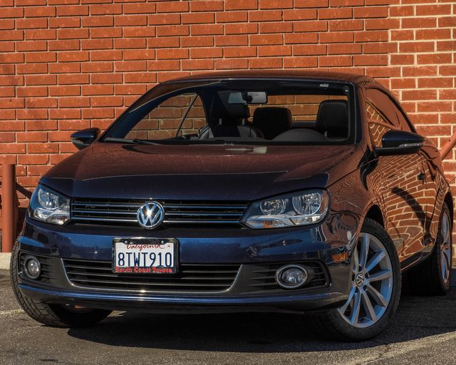2012 Volkswagen Eos Komfort Burbank, CA 1