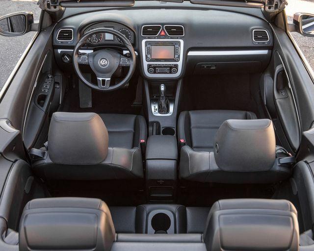 2012 Volkswagen Eos Komfort Burbank, CA 16